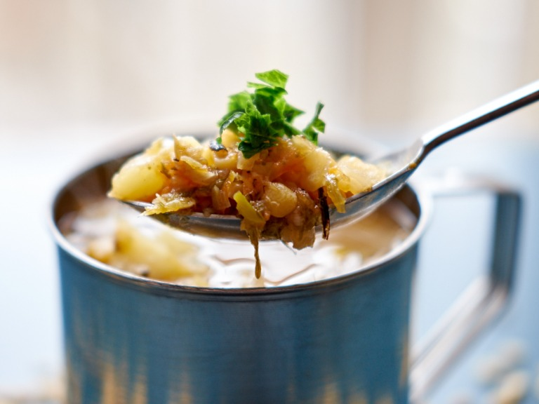 zupa grochowa 1